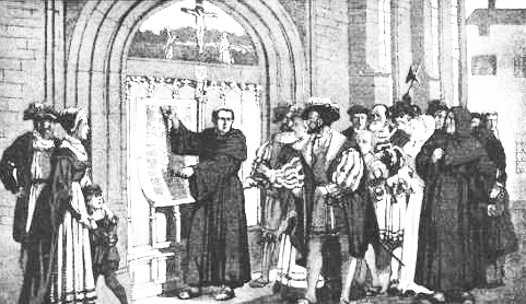 luther 95 thesis