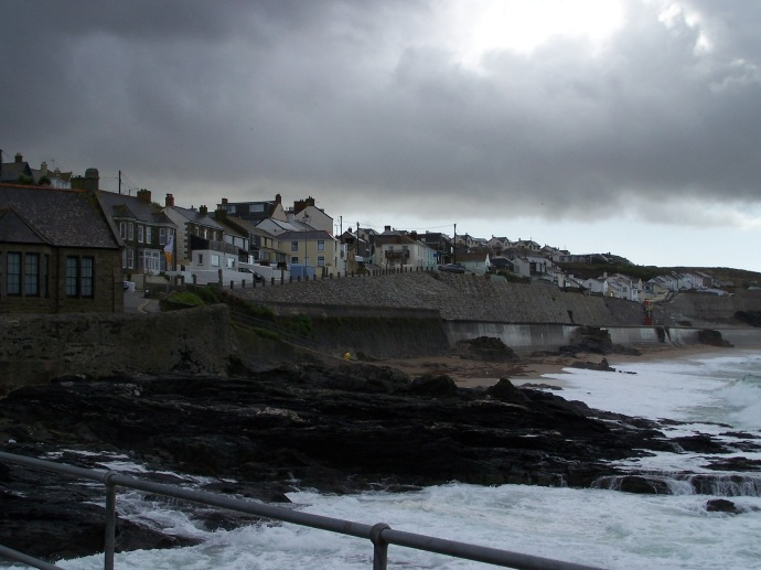 Porthleven Cornwall, 2006