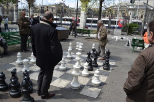 A Chess Community in Geneva