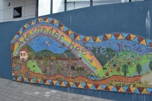 Alexander Beetle mural in Burnie Tasmania
