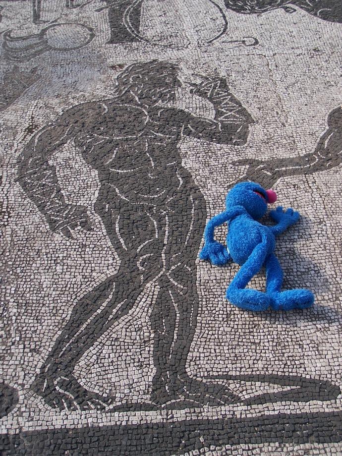 Grover in Ostia Antica